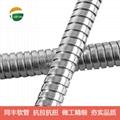 P4型雙扣不鏽鋼軟管 抗拉抗扭不鏽鋼軟管 9