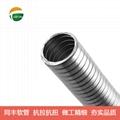 小口径仪表软管 光纤专用金属软管 10