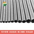 Small bore instrumentation tubing, Flexible metal conduit for optic fibers 13
