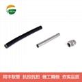 Small bore instrumentation tubing, Flexible metal conduit for optic fibers 16
