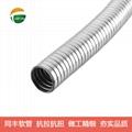 小口径仪表软管 光纤专用金属软管 18