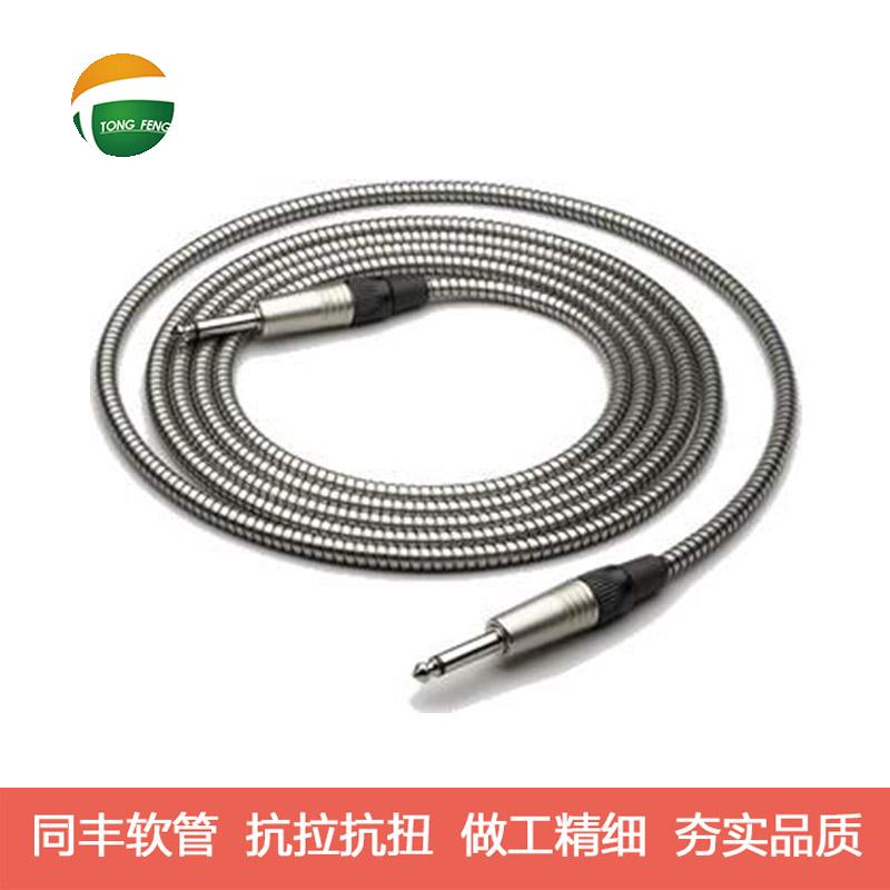 Small bore instrumentation tubing, Flexible metal conduit for optic fibers 9