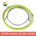 電線保護金屬軟管 人可以踩上去不變形的軟管 12