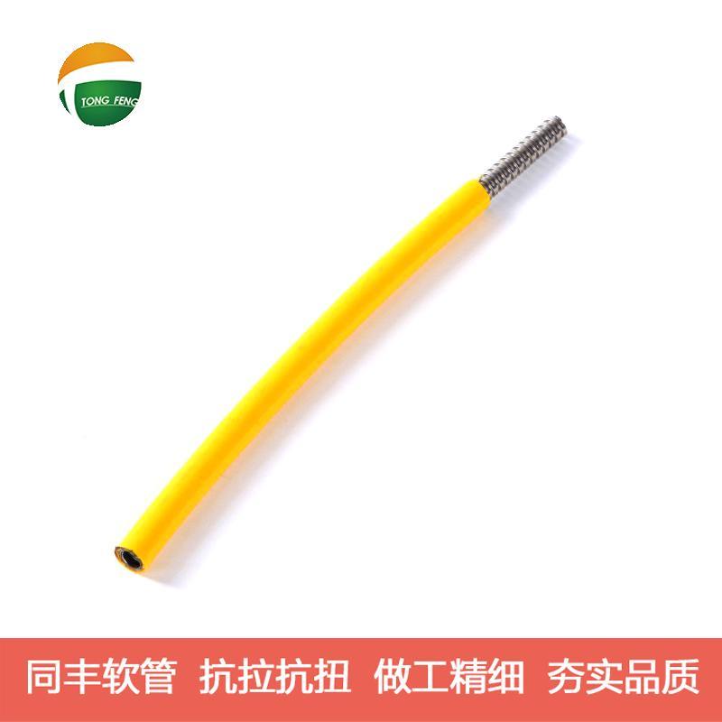 外徑5mm單扣不鏽鋼軟管 不鏽鋼穿線軟管 11