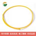外徑5mm單扣不鏽鋼軟管 不鏽鋼穿線軟管 12