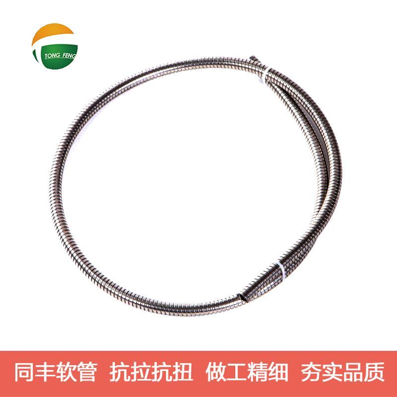 "1/8"" SquareLock Stainless Steel Flexible Conduit 13"