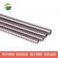 "5/32"" SquareLock Stainless Steel Flexible Conduit  16"