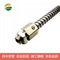 外徑8.4mm單扣不鏽鋼軟管 15