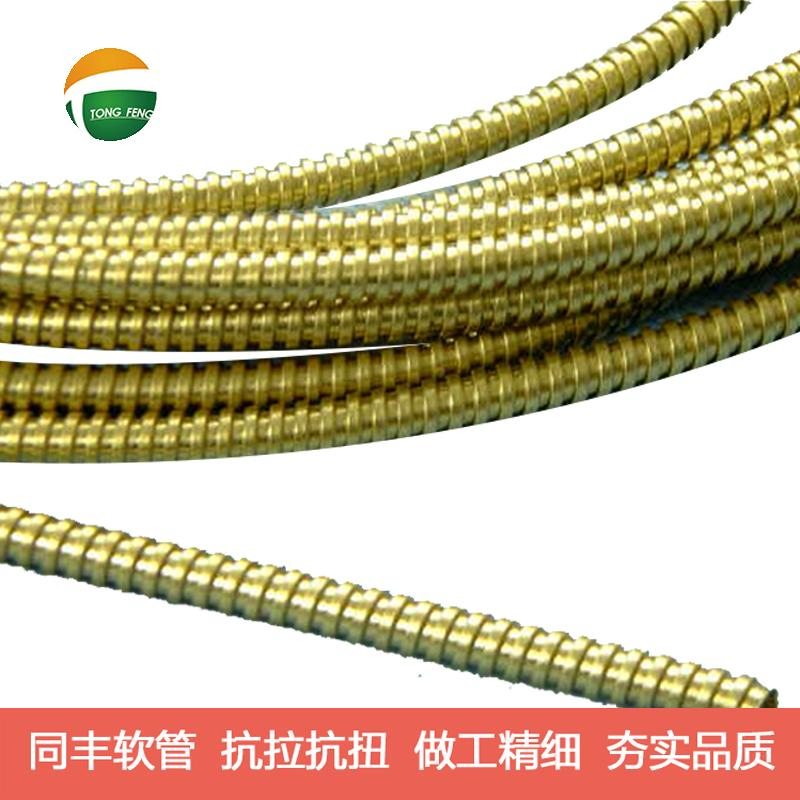 Flexible metal conduit stainless steel tube 18