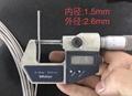同豐5mm單扣不鏽鋼軟管 光纖保護軟管 廠家直銷 技術含量高 混批 7