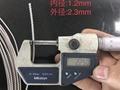 同豐5mm單扣不鏽鋼軟管 光纖保護軟管 廠家直銷 技術含量高 混批 8