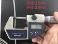 同豐5mm單扣不鏽鋼軟管 光纖保護軟管 廠家直銷 技術含量高 混批 10