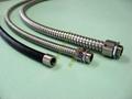 不鏽鋼軟管用於電氣線路保護