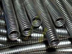 flexible stainless steel conduit