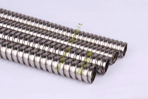 Flexible stainless steel conduit-sleeve,for protection of instrument wirings 2