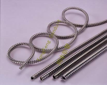Flexible stainless steel conduit-sleeve,for protection of instrument wirings 3