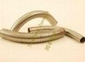 flexible electrical conduit,Optical Fiber Protection Flexible metal conduit 3