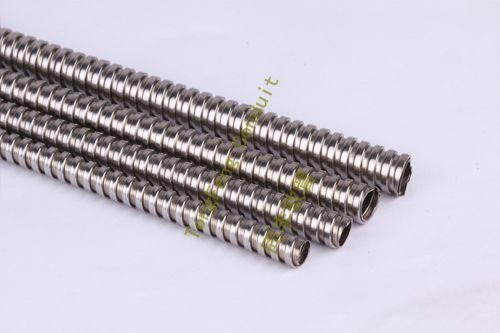 Flexible stainless steel conduit-sleeve,for protection of instrument wirings 5