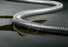 单扣不锈钢软管