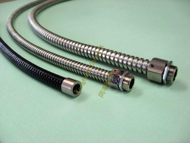 不锈钢软管-仪器仪表传感器专用金属软管 1