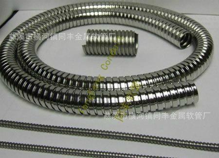 不锈钢软管-仪器仪表传感器专用金属软管 2