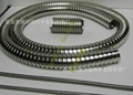 Flexible stainless steel conduit,for protection of instrument wirings