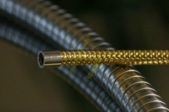 Stainless Flexible Protection conduits with PVC Sheathing