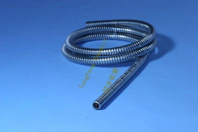 光柵尺專用不鏽鋼軟管 4