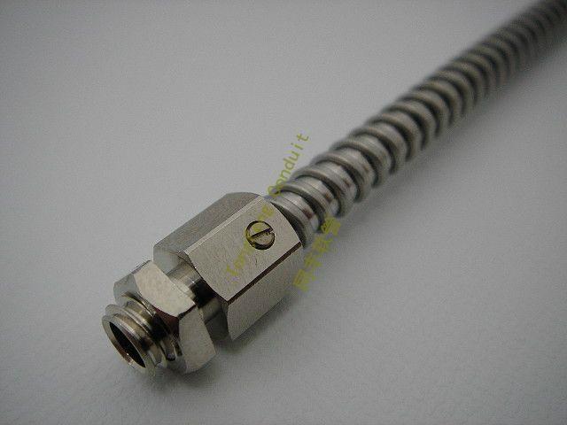 光柵尺專用不鏽鋼軟管 5