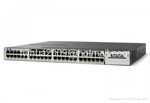 Cisco switch 3750X WS-C3750X-48T-S WS-C3750X-48T-E