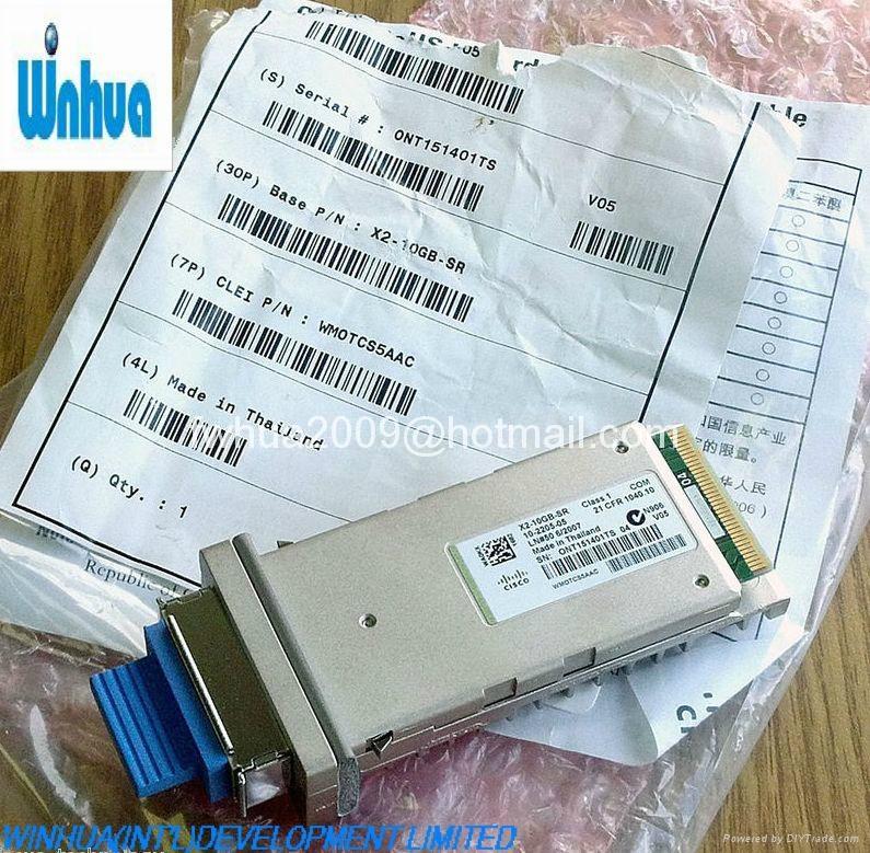 X2-10GB-SR Cisco 10GBASE-SR X2 Transceiver Module
