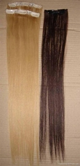 Instant Hair Extension System,Clip in(On) Hair Extension Manufacturer,Supplier