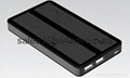 solar charger solar power bank 6000mah