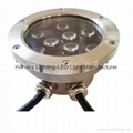 led fountain light 9W or 12W 1