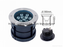 LED underground lamp 9W