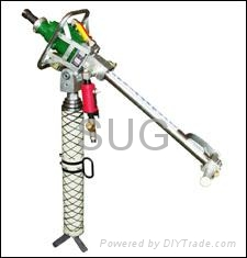 Air Drive Anchoring Drilling Rig