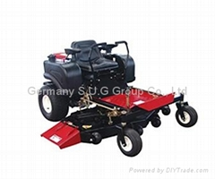 52''Ride on mower