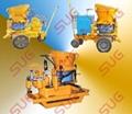 Dry Type Spraying Machine