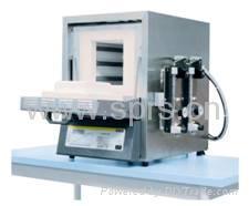 高真空箱式电阻炉VHT30MO1200