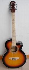 acoustic guitar teaching guitar