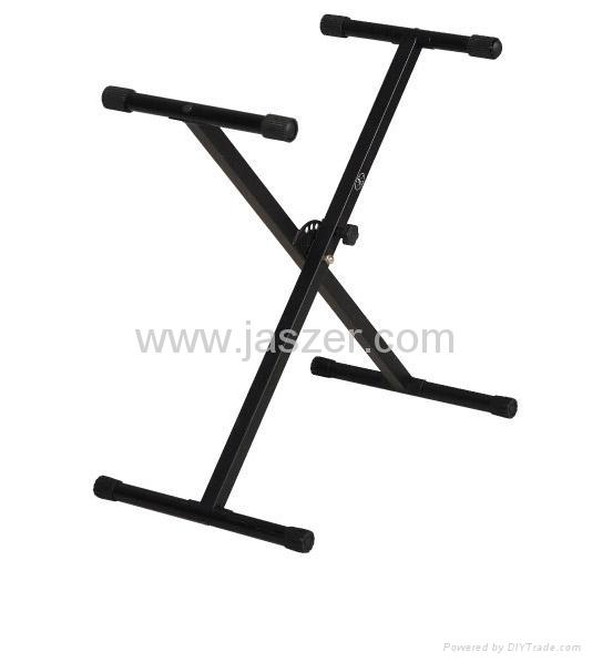 雙管(可拆裝)電子琴架 5