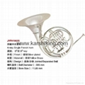 4-key Single French horn
