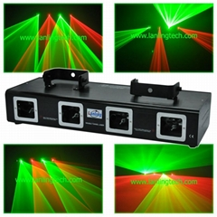 four head stage lighting equipment