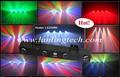 LED FOUR HEAD FLASH LIGHT - LED1080