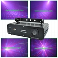 250mW Moving-head laser light Twinkling