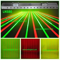 16 lens fat beam laser light-LN580