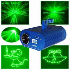 50mW Green Animation laser light logo laser light
