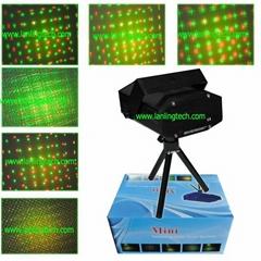 100mW Mini firefly laser light-L60RGY