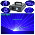 300 450nm Blue ILDA Laser club light