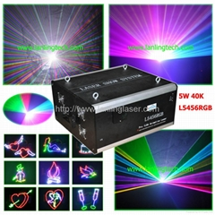 rgb cartoon laser light  (Hot Product - 1*)